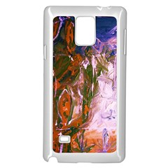 Close To Pinky,s House 12 Samsung Galaxy Note 4 Case (white)