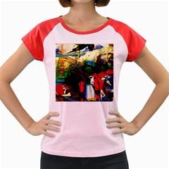 Catalina Island Not So Far 6 Women s Cap Sleeve T-Shirt