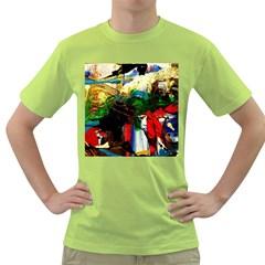 Catalina Island Not So Far 6 Green T-Shirt