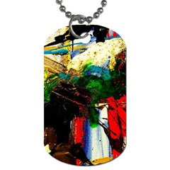 Catalina Island Not So Far 6 Dog Tag (one Side) by bestdesignintheworld