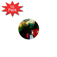 Catalina Island Not So Far 6 1  Mini Buttons (10 Pack)