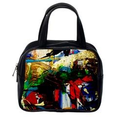 Catalina Island Not So Far 6 Classic Handbags (One Side)