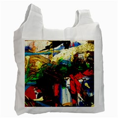 Catalina Island Not So Far 6 Recycle Bag (two Side)