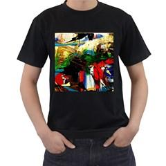 Catalina Island Not So Far 6 Men s T Shirt (black)