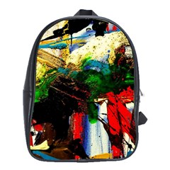 Catalina Island Not So Far 6 School Bag (large)