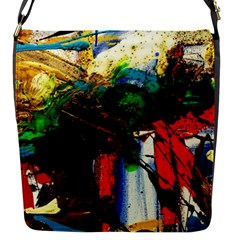Catalina Island Not So Far 6 Flap Messenger Bag (S)