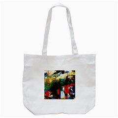 Catalina Island Not So Far 6 Tote Bag (white)