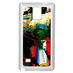 Catalina Island Not So Far 6 Samsung Galaxy Note 4 Case (White)