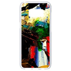Catalina Island Not So Far 6 Samsung Galaxy S8 White Seamless Case