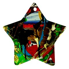 Catalina Island Not So Far 7 Star Ornament (two Sides)