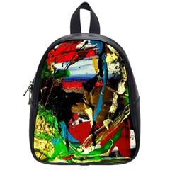 Catalina Island Not So Far 7 School Bag (small) by bestdesignintheworld
