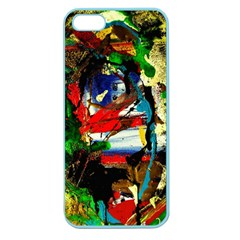 Catalina Island Not So Far 5 Apple Seamless Iphone 5 Case (color)