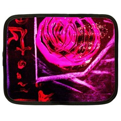 Calligraphy 2 Netbook Case (xl)