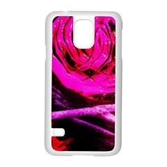 Calligraphy 2 Samsung Galaxy S5 Case (white)