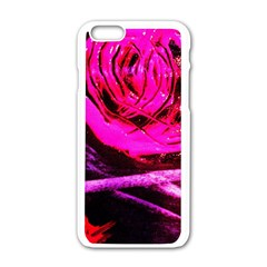Calligraphy 2 Apple Iphone 6/6s White Enamel Case