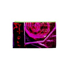 Calligraphy 2 Cosmetic Bag (xs)