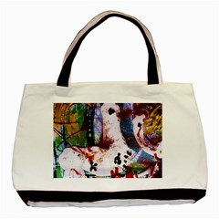 Doves Match 1 Basic Tote Bag (two Sides)