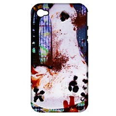 Doves Match 1 Apple Iphone 4/4s Hardshell Case (pc+silicone)