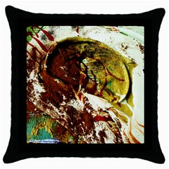 Doves Matchmaking 3 Throw Pillow Case (black)