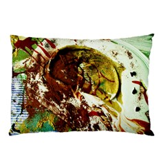 Doves Matchmaking 3 Pillow Case (two Sides)
