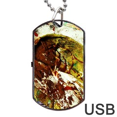 Doves Matchmaking 3 Dog Tag Usb Flash (two Sides) by bestdesignintheworld