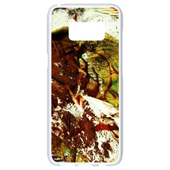 Doves Matchmaking 3 Samsung Galaxy S8 White Seamless Case by bestdesignintheworld