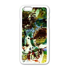 Doves Matchmaking 1 Apple Iphone 6/6s White Enamel Case