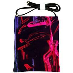 Calligraphy 4 Shoulder Sling Bags