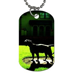Guard 3 Dog Tag (one Side)