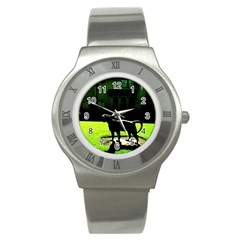 Guard 3 Stainless Steel Watch