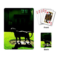 Guard 3 Playing Card