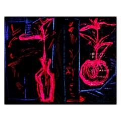 Calligraphy Rectangular Jigsaw Puzzl