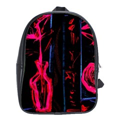 Calligraphy School Bag (xl)