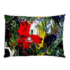 Bow Of Scorpio Before A Butterfly 2 Pillow Case