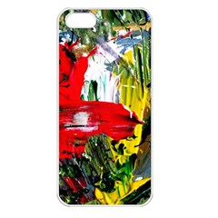 Bow Of Scorpio Before A Butterfly 2 Apple Iphone 5 Seamless Case (white)