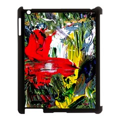 Bow Of Scorpio Before A Butterfly 2 Apple Ipad 3/4 Case (black)