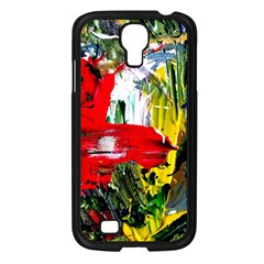 Bow Of Scorpio Before A Butterfly 2 Samsung Galaxy S4 I9500/ I9505 Case (black)