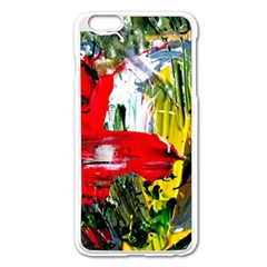 Bow Of Scorpio Before A Butterfly 2 Apple Iphone 6 Plus/6s Plus Enamel White Case