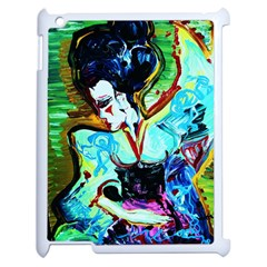 Woman Spirit Apple Ipad 2 Case (white)