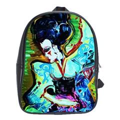 Woman Spirit School Bag (xl)