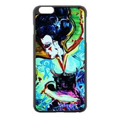 Woman Spirit Apple Iphone 6 Plus/6s Plus Black Enamel Case by bestdesignintheworld