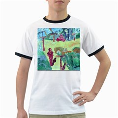 Trail 1 Ringer T Shirts