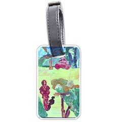 Trail 1 Luggage Tags (two Sides)
