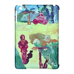 Trail 1 Apple Ipad Mini Hardshell Case (compatible With Smart Cover)