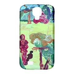 Trail 1 Samsung Galaxy S4 Classic Hardshell Case (pc+silicone)