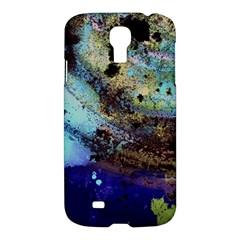 Blue Options 3 Samsung Galaxy S4 I9500/i9505 Hardshell Case