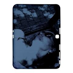 ?? ????????   On A Bench Samsung Galaxy Tab 4 (10 1 ) Hardshell Case