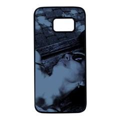 §¯§? §3§ü§?§t§?§?§ü§?   On A Bench Samsung Galaxy S7 Black Seamless Case