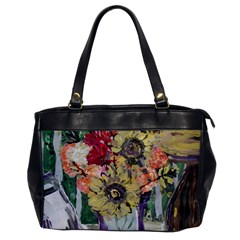 Sunflowers And Lamp Office Handbags