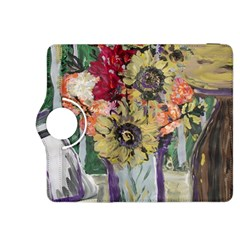 Sunflowers And Lamp Kindle Fire Hdx 8 9  Flip 360 Case